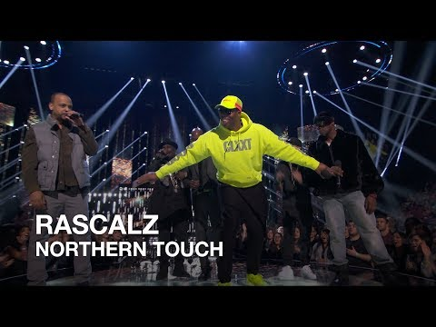 "Impromptu performance of ""Northern Touch"" 