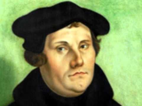 How to Contemplate Christ's Suffering - Martin Luther Sermon