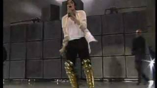 Michael Jackson's HIStory Live in Munich '97 (Japanese sub) -Black or White.