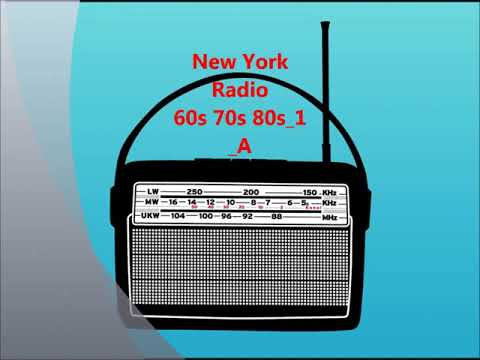 New York Radio 60s 70s 80s 1 A
