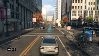 "Watch Dogs Side Missions: ""Vigilante"" Crime Detection Event (PC Max Settings Gameplay)"