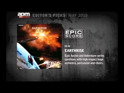 APM Music May 2015 New Releases: Editor's Picks