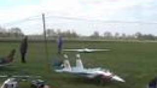 RC Jet U2 U-2 Lockheed NASA Scale BIG with Frank Turbine