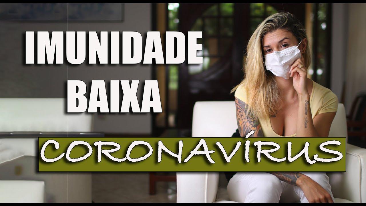 CORONAVÍRUS - Melhore sua imunidade
