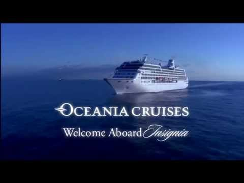 Oceania Cruises' Insignia - Ship Tour