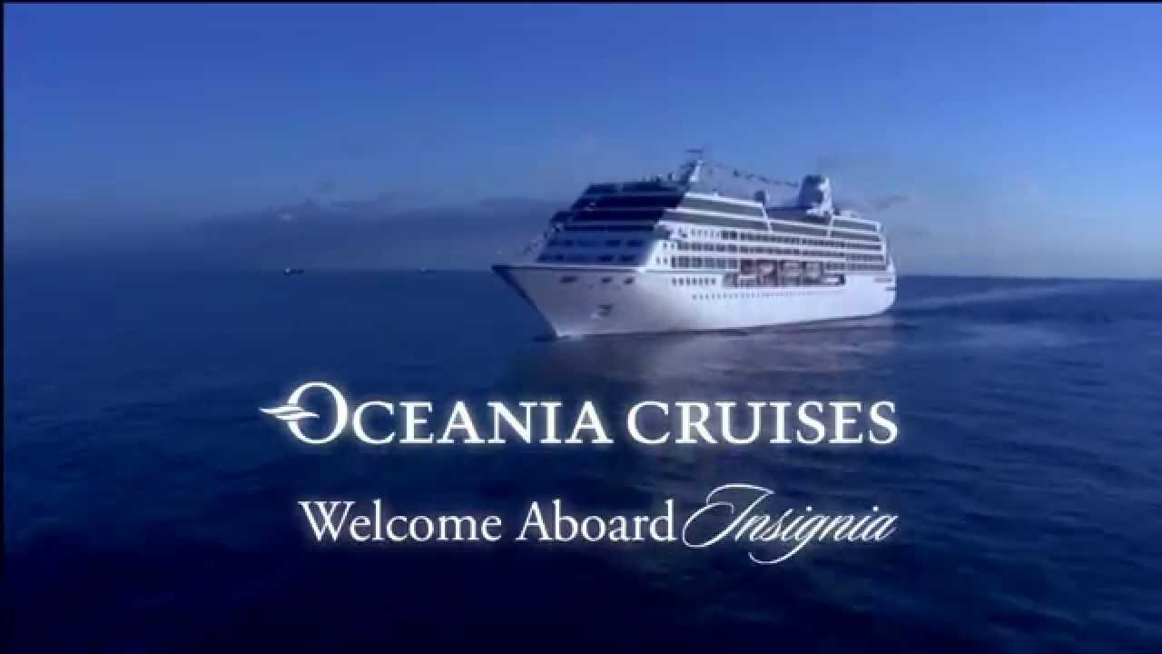 Oceania Cruises Insignia Ship Tour YouTube - Insignia cruise ship