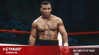 Top 5 pha knockout khủng khiếp nhất trong sự nghiệp Mike Tyson