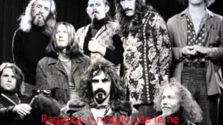 [SUB ITA] Frank Zappa-I ain