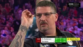 Check Out These Great Checkouts | World Darts Championship 2018-19 | BBC America