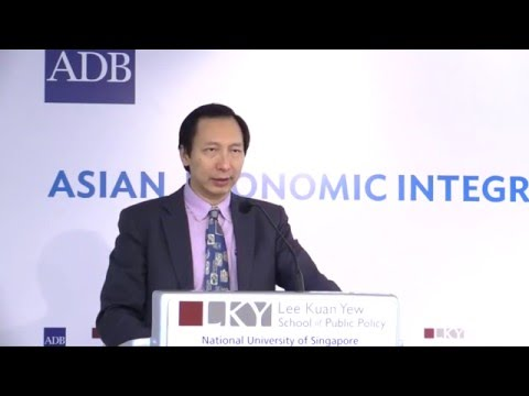 ADB Asian Economic Integration Report 2015