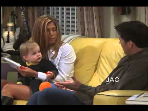 Friends Extras   Deleted Scene 11   Rachel & Emma