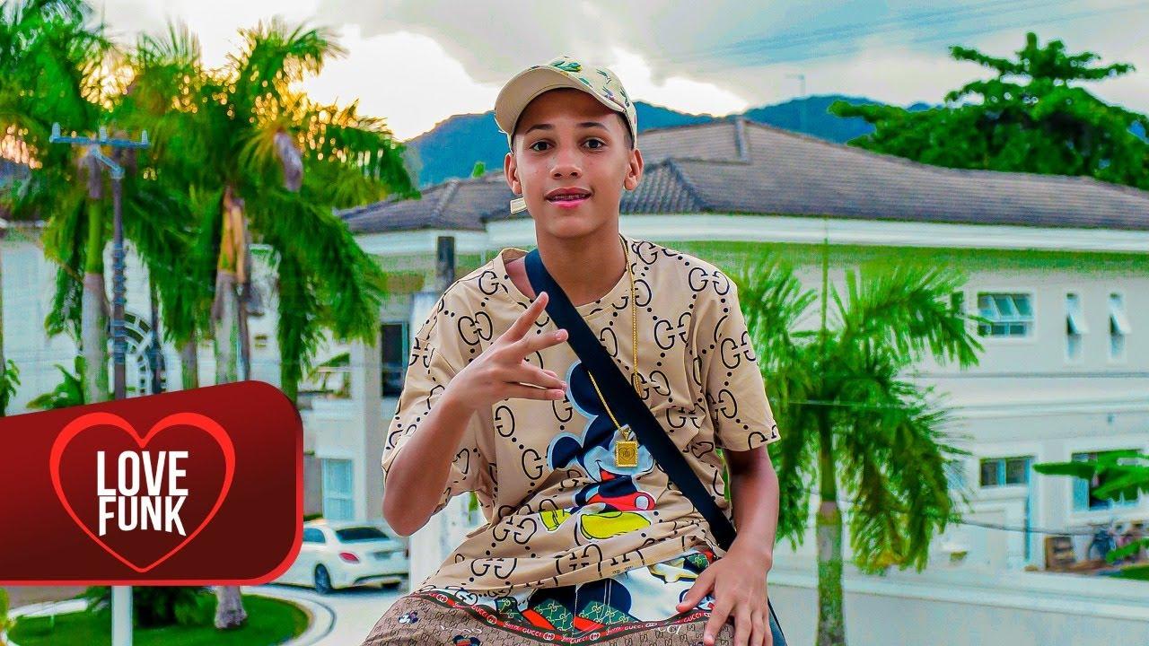 MC Alvin - Bunda Ignorante (Love Funk) DJ Alle Mark