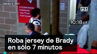 Roba jersey de Brady en sólo 7 minutos - Brady - Denise Maerker 10 en punto -