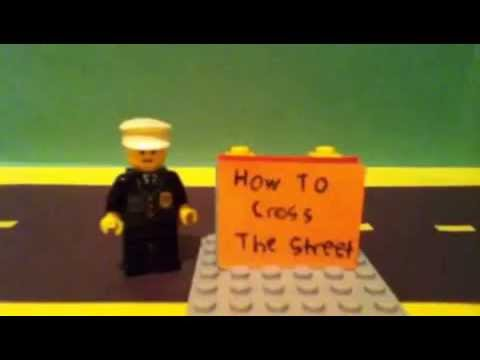 Learning Form Legos-Part I [How To Cross The Street]