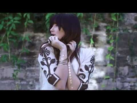 Gold Silver Black Metallic Jewelry Temporary Tattoos by Bolt Bands Look Book Video