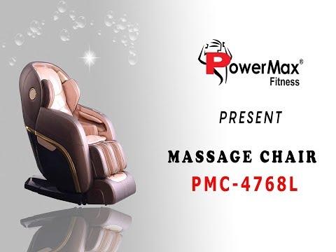 4d Zero Gravity Massage Chair Powermax Pmc 4768l
