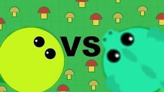 NOOB vs. PRO - MOPE.IO