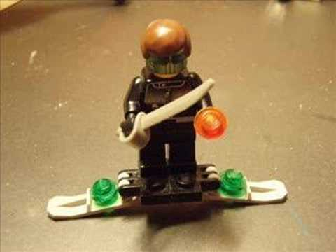 New Goblin in Lego - YouTube