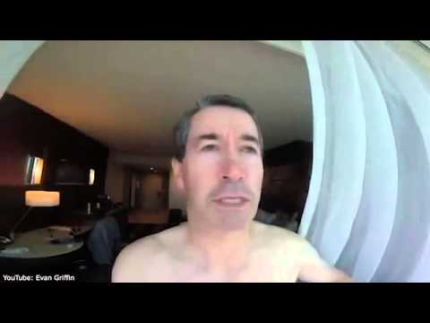 """Irish man labelled """"ultimate Dad"""" after pointing GoPro wrong way"""