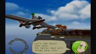 SkyGunner - Gameplay - PS2 (2001)