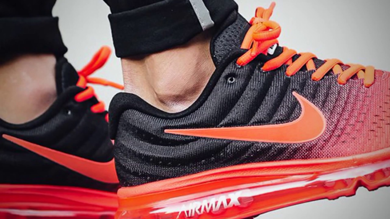 NIKE AIR MAX 2017 (BRIGHT CRIMSON). Sneaker Freaker 2016