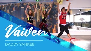 Vaiven - Daddy Yankee - Watch on laptopcomp not on tablettelephone - Fitness Dance