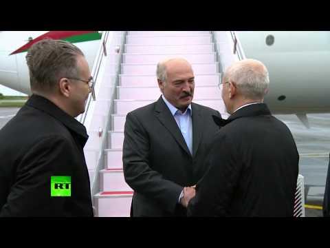 Александр Лукашенко прибыл в Уфу для участия в мероприятиях саммитов ШОС и БРИКС