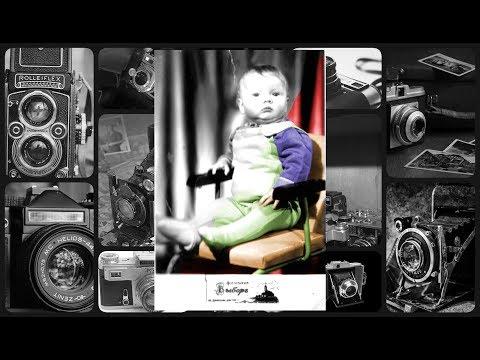 как сделать фото цветным из черно-белого в gimp