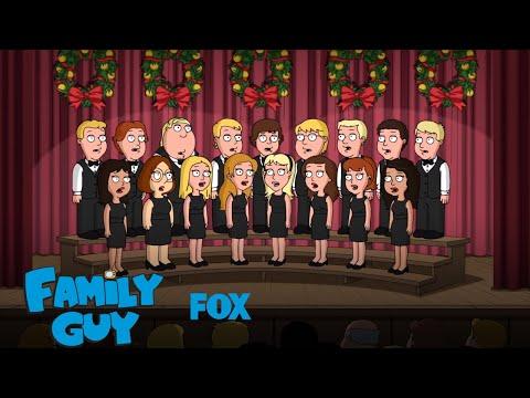Chris & Meg Perform In A Christmas Recital | Season 18 Ep. 9 | FAMILY GUY