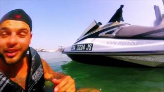 JET SKI AROUND THE BURJ AL ARAB AND THE PALM IN DUBAI