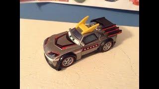 Disney Cars Kabuto Review
