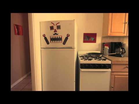 FridgeBots: Turning appliances into ROBOTS