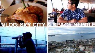 SKY CITY RESTAURANT & SPACE NEEDLE