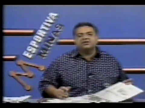 MANCHETE ESPORTIVA - REENCONTRO 25 ANOS APÓS CONQUISTA DO TÍTULO BRASILEIRO PELO ATLÉTICO