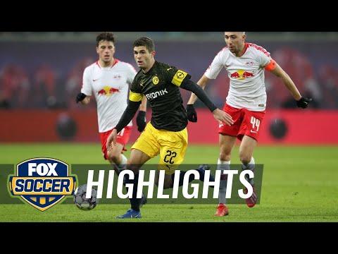 RB Leipzig vs. Borussia Dortmund | 2018-2019 Bundesliga Highlights