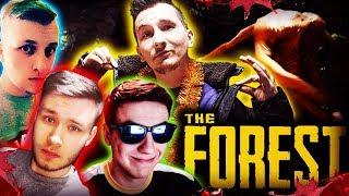 The Forest - ONI NAM BAZE NISZCZĄ!!!!!!!!!! #10