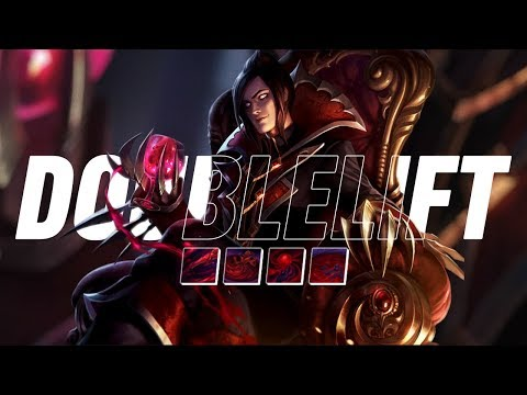Doublelift - INSANE SUGANDESE VLAD PLAYER