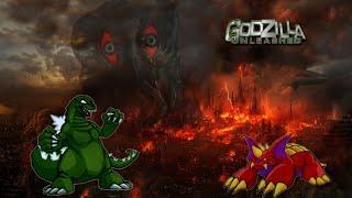 Godzilla: Double Smash - Part 4: Hedorah Terrorises San Francisco