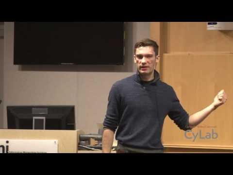 David Naylor: Balancing Privacy and Functionality - Secure Communication with Middleboxes