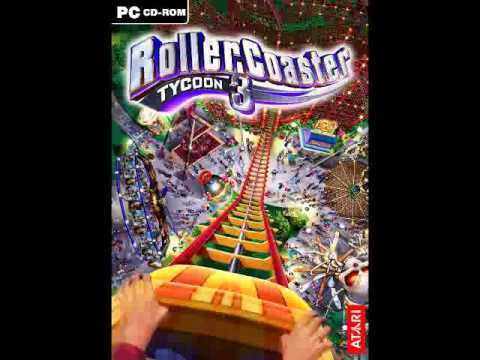 RollerCoaster Tycoon 3 - Summer Air Theme - 10 Hours