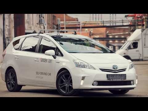 Yandex's on-demand taxi service debuts its self-driving car