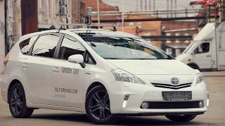 Yandex.Taxi self-driving car – first demo