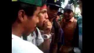 Freestyle Plaza Bolivar Acarigua BrachitoMc,BobbyMc,FlechaMc