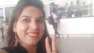 Live From Banglore Airport