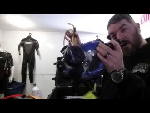 Public Safety Diving Gear Discussion