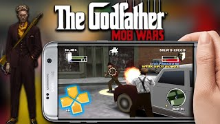 Godfather Mob Wars Game On Android    PPSSPP Settings    2018