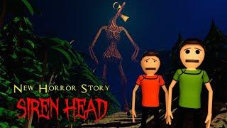 Siren Head Horror Story Part 1 || Animated Short Film Hindi || Scary Toons