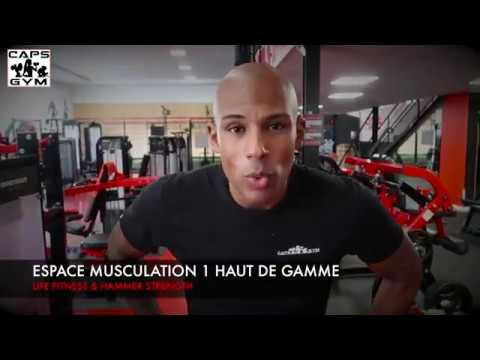 Visite De La Salle Caps Gym Noisy Le Grand Youtube