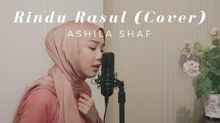 Rindu Rasul - Bimbo (Cover by Ashila Shaf)