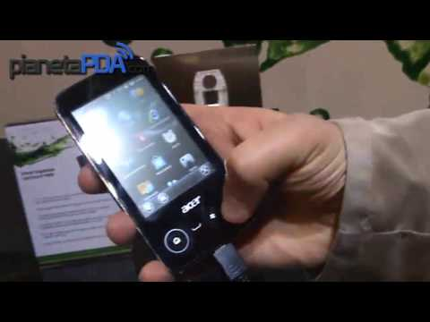 Acer NeoTouch P400 Windows Mobile Hands On